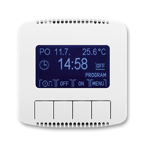 Přístrojové termostaty