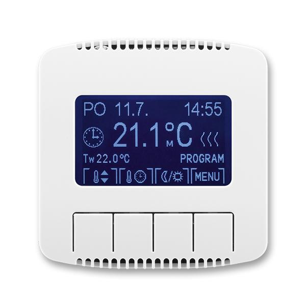 Kryty termostatů ABB