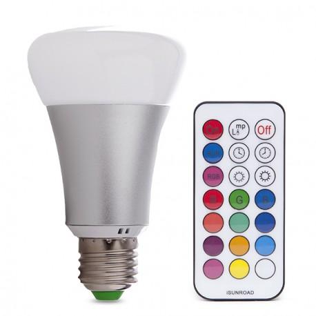 RGB žárovky