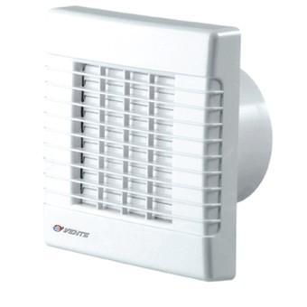Ventilátory se žaluzií