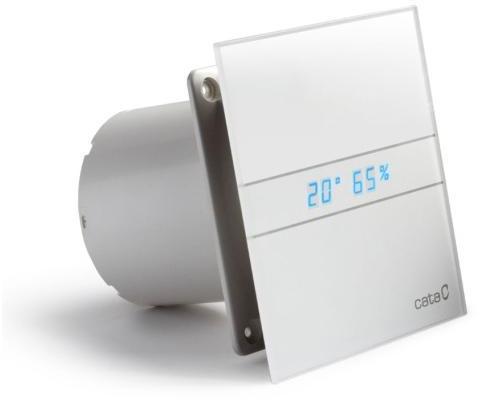 Ventilátory čelní panel