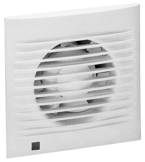 Ventilátory s doběhem